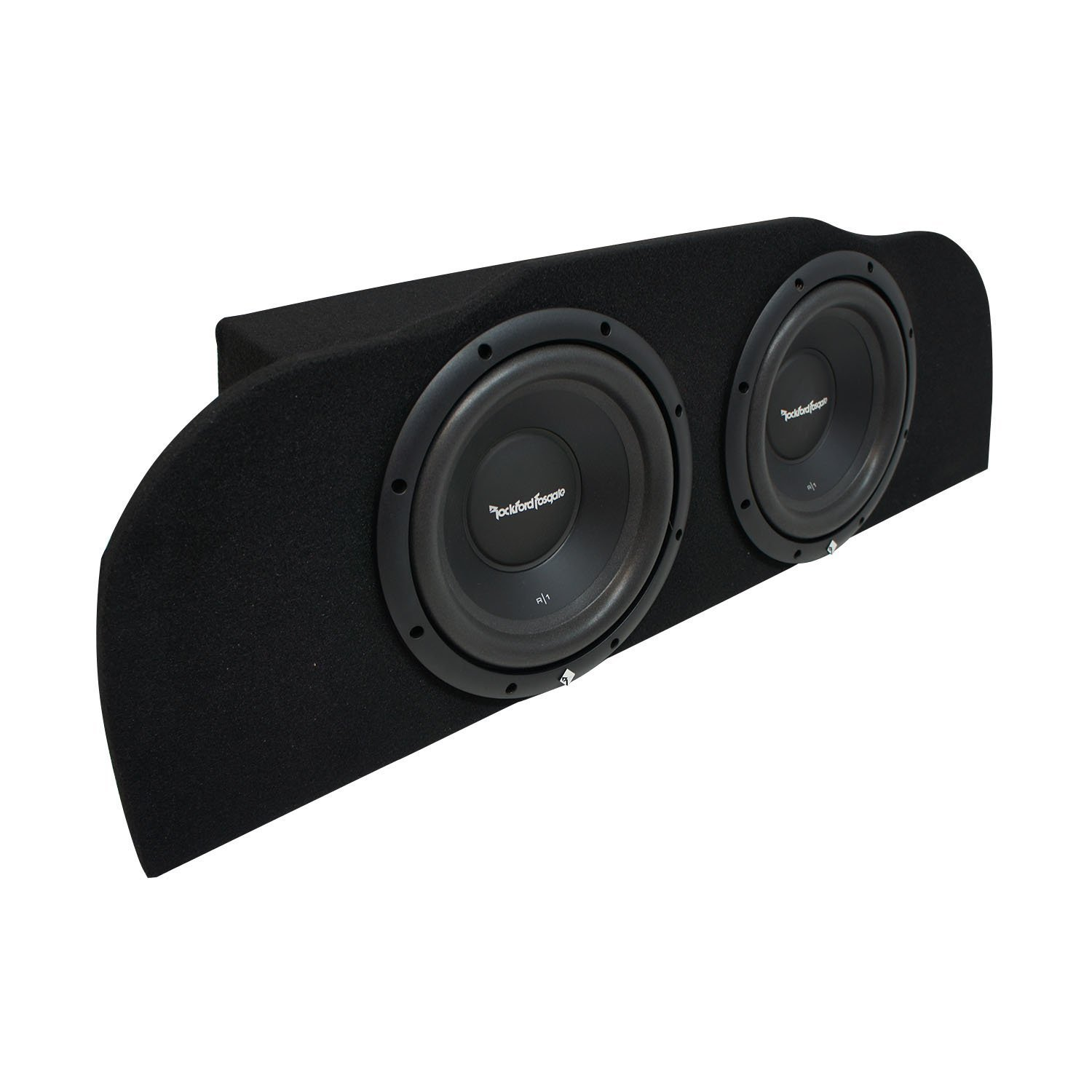"2003-2015 Infiniti G35 Coupe Rockford Prime R1S410 Subwoofer Dual 10"" Sub Box Enclosure - Final 2 Ohm"