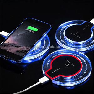 Factory Wholesale fast universal Fantasy Qi Wireless Charger for iPhone and Samsung
