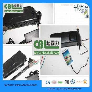 New Type Ebike Battery Lithium Ion Pack 48v Qt 2017 V 13 6ah With Brand