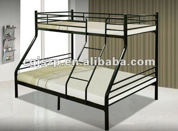 Metal Bunk Futon Bed With Mesh Base Buy Metal Frame Bunk Mesh Bed