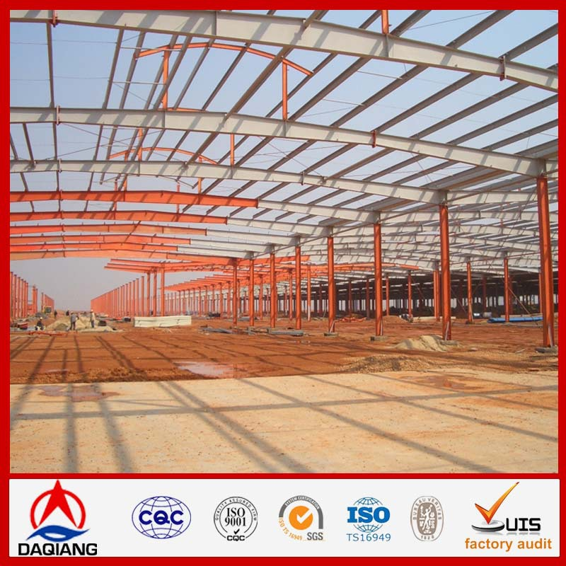 prefabricated andy strong light steel villa
