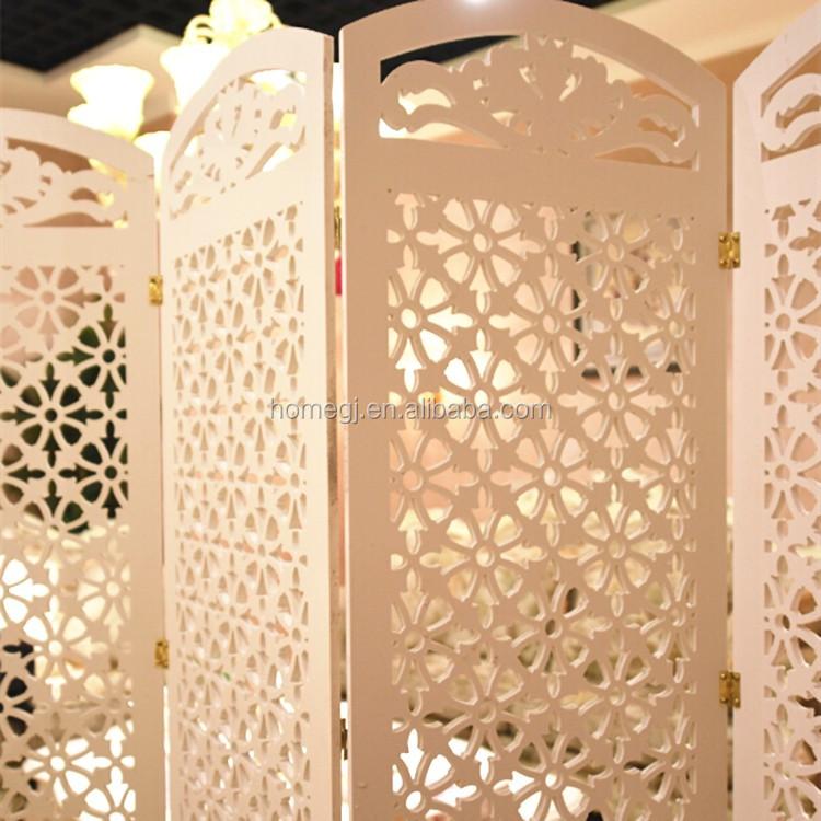 home decor tage permanent mur paravents marocaine bois sculpt crans diviseurs parois des. Black Bedroom Furniture Sets. Home Design Ideas