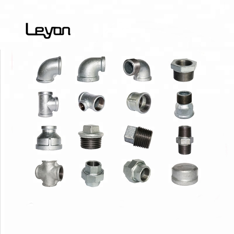 Plumbing Fittings Names And Pictures Pdf Galvanized Malleable Iron Conical  Union Pipe Fitting Malleable Iron Gi Pipe Fittings - Buy Hot-dipped