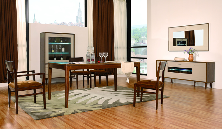2020 Modern dining table set/new dining table set modern  /modern wooden dining table and chairs
