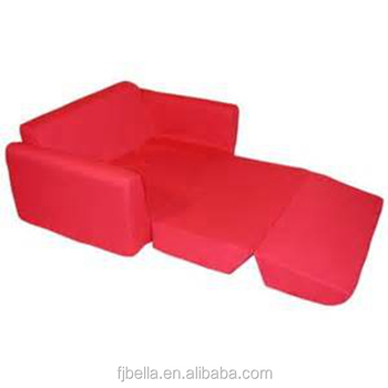 Kids Flip Out Foam Sofa Bed -red - Buy Kids Foam Sofa Bed,Foam Sofa  Bed,Kids Foam Couch Sofa Product on Alibaba.com