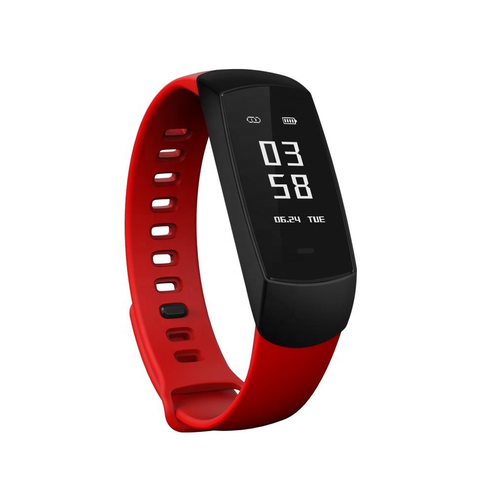 China fitness tracker manufacturer smart blood oxygen smart bracelet , smartwatch heart rate monitor, smart bracelet with sdk