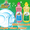 100g for one piece dish liquid soap for household cleaning