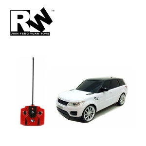 Hot sale 1/24 scale range rover sport car lower price electric car