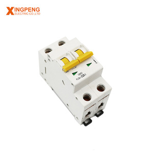 mcb and mccb factory 20 amp miniature circuit breaker mcb 50HZ mini type