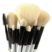 10pcs Synthetic cosmetics brush set customized brushes makeup