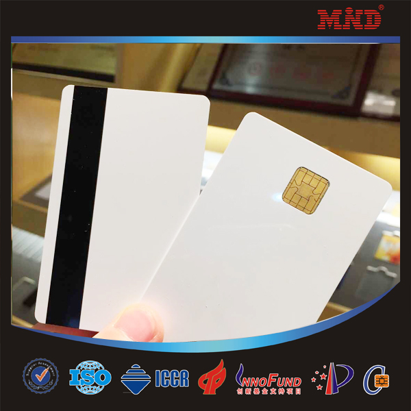 MDD20 Contact hotel key card common interface blank cards