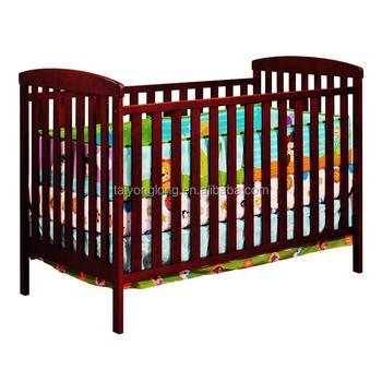 Moderna De Madera Cuna Diseño Bebé Recién Nacido Cuna - Buy Cuna ...