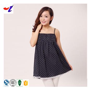 c564b5242ec30 Silver Fiber Anti Radiation Maternity Camisole Dress - Buy Anti ...