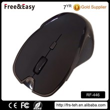 Fashion design optical 2.4Ghz USB wireless mouse