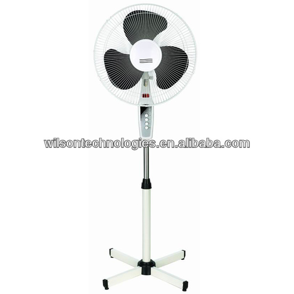 16 inch simple and hot selling stand fan with 1300RPM