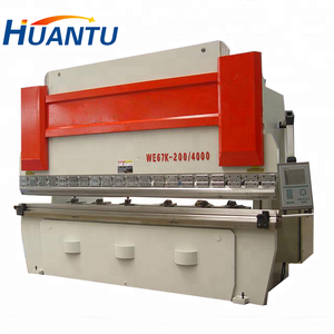 Type of WC67Y-250/3200 hydraulic press brake