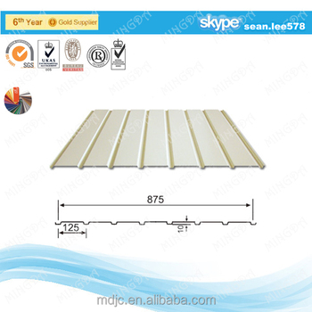 Low cost building materials corrugated metal roofing for Low cost roofing materials