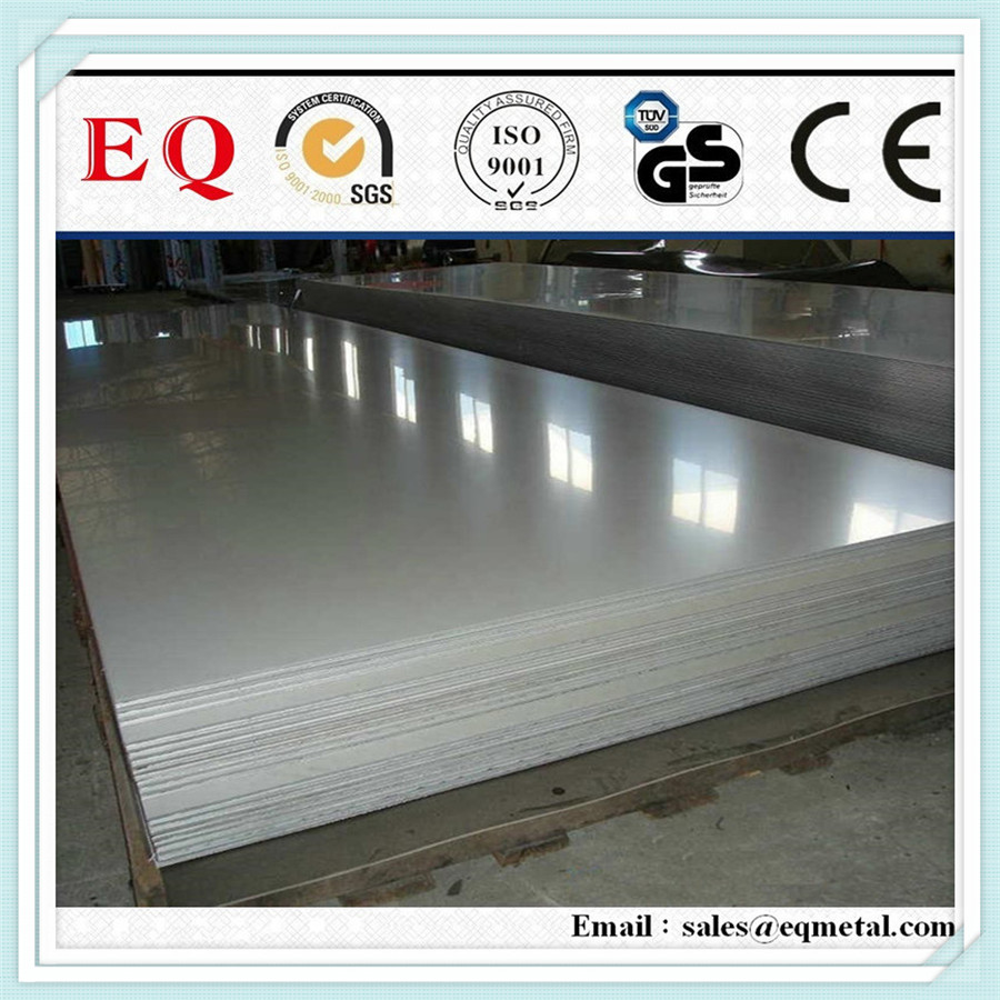 China Supplier Cold Rolled AISI 430 304 / 304L / 316L / 430 Stainless Steel Plate