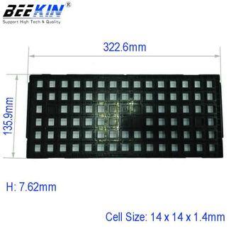 Jedec Matrix Ic Trays Manufacturing - Buy Jedec Ic Trays Manufacturing,Esd  Ir-cut Filter Packing Tray,Esd Coms Chip Tray Ic Tray Esd Tray Product on
