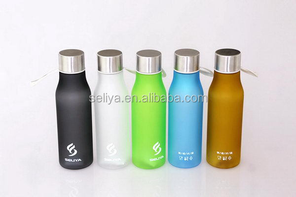 Newest Cheapest pvc foldable water bottle