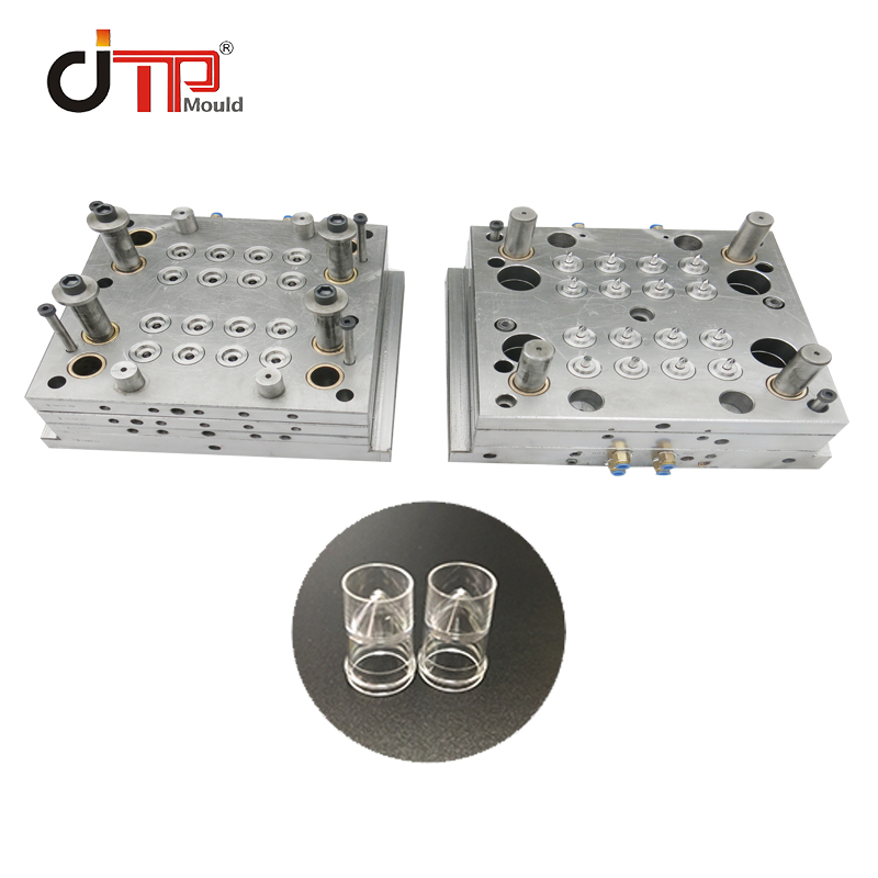 Taizhou professional direct factory cheap price high precision plastic <strong>injection</strong> 16 cavities centrifuge tub mould making