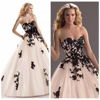 Pink Black Wedding Dresses – fashion dresses