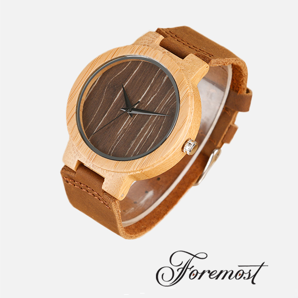 indonesia wooden watch ,wholesale sandal wood dial wrist watch with Japan movement