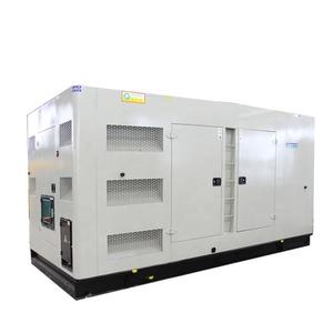 Global warranty 200kw bahrain silent diesel generator price