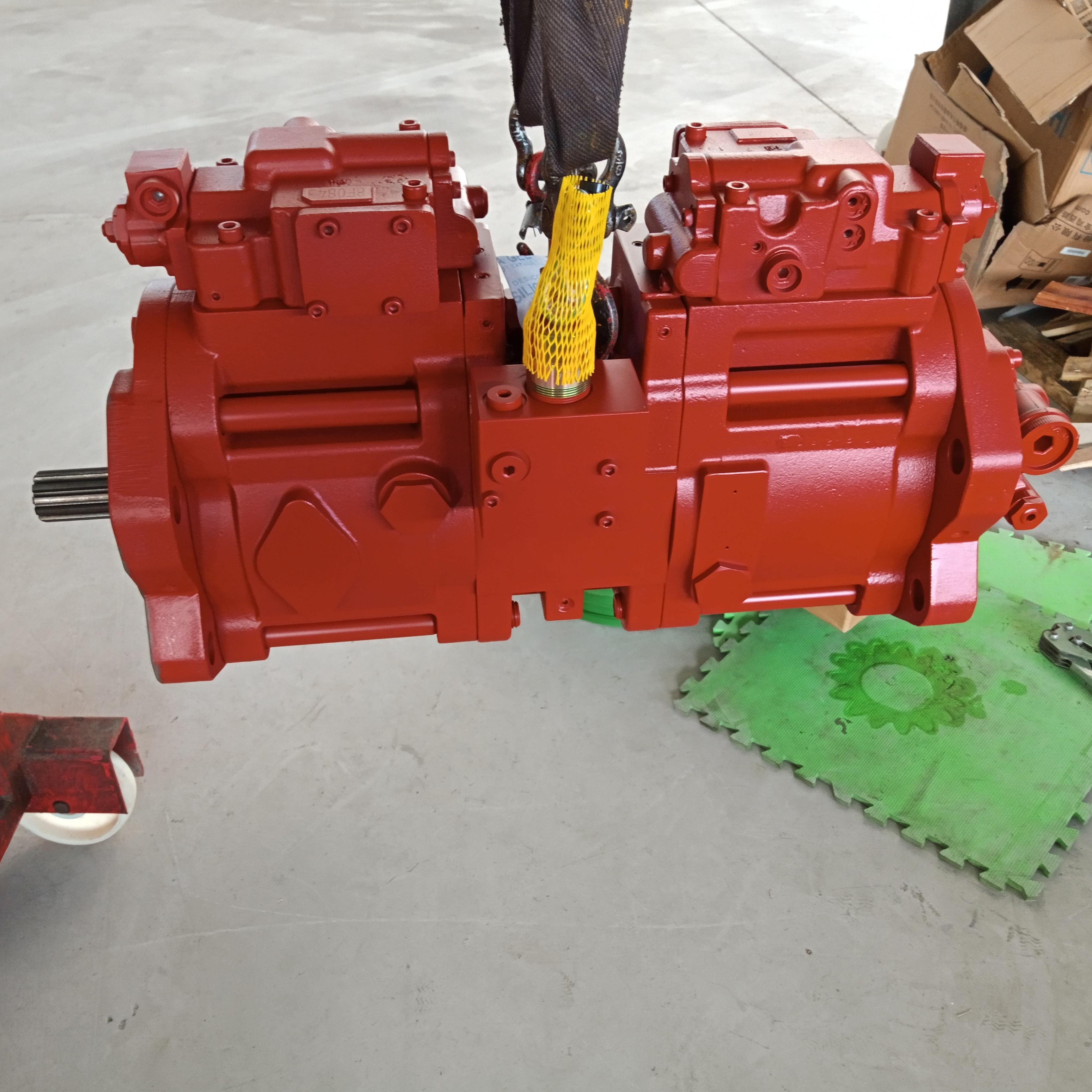 Экскаватор Kawasaki основного насоса R250LC-3 гидравлический насос