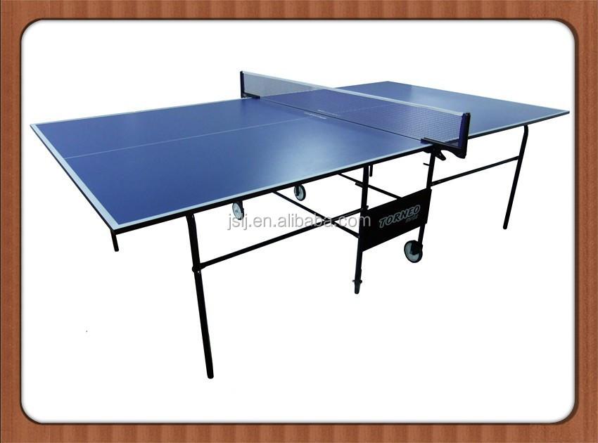 Plegable doble mesa de tenis de mesa para venta plegable mesa de ping pong venta al por mayor - Mesa ping pong plegable ...