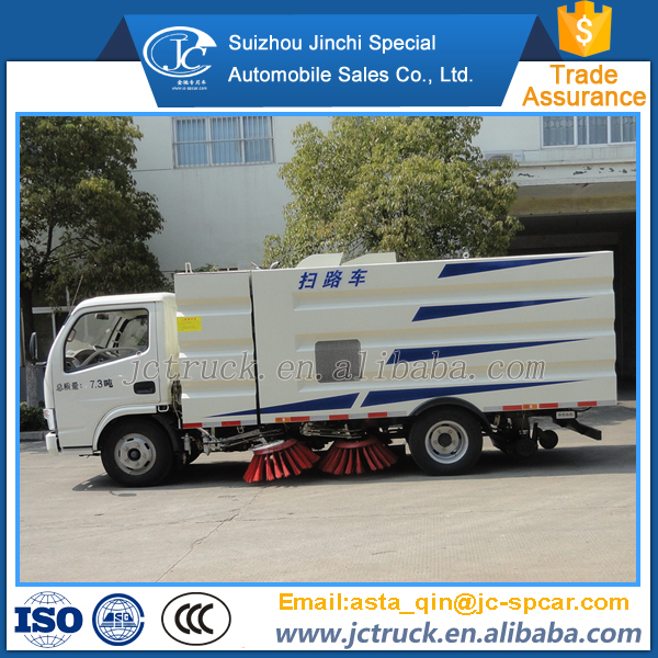 10m3 4x2 foton vacuum sweeper truck for sale