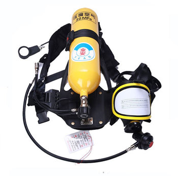 SCBA for Marine Fire Fighting