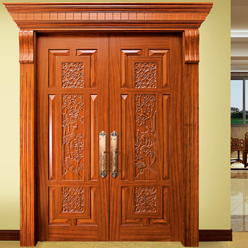 Hs Yh8028 Carved Pattern Teak Wood Main Door Designs In India Buy Teak Wood Main Door Designs In Indiawood Door Indiadoor Carved Product On