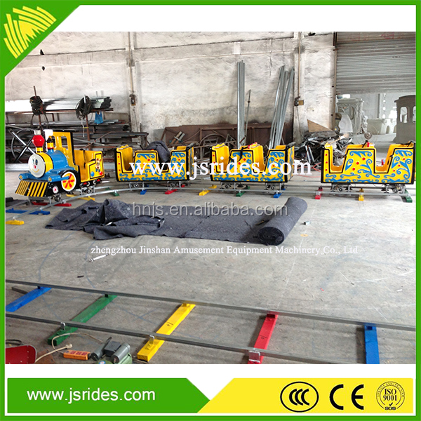 amusement park equipment commecial electric ride on train electric train toy