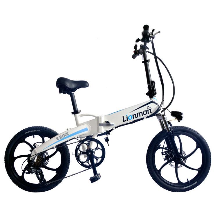 New Model 20inch Folding Ebike Motorized Electric Bicycle Foldable E