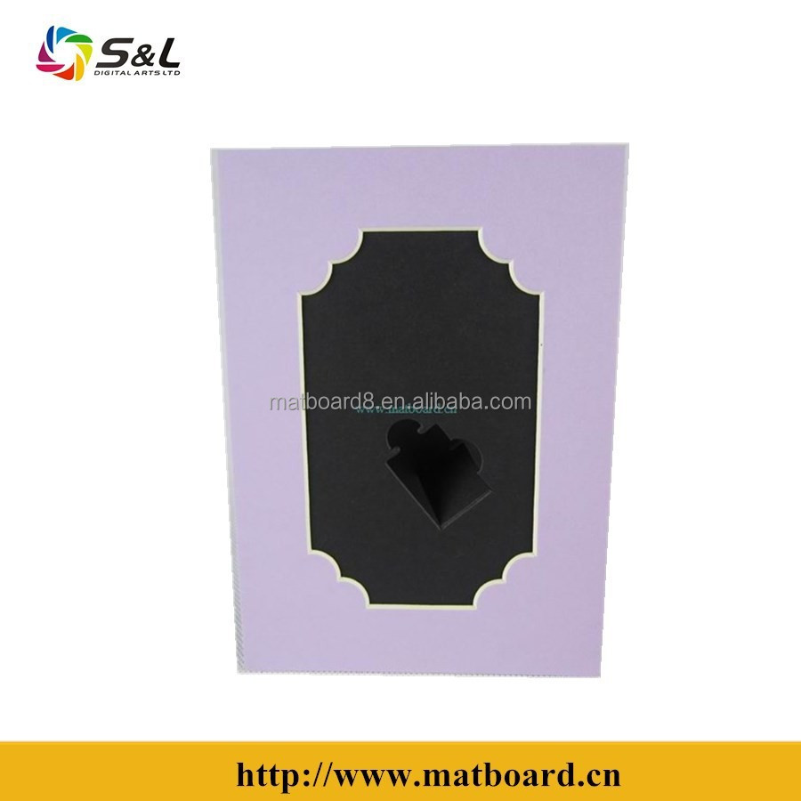 Picture frame part essel backboard backing cardboard frame backs