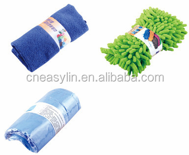 car care & cleaning , cheap car cleaning Combination,blue bag car cleaning set