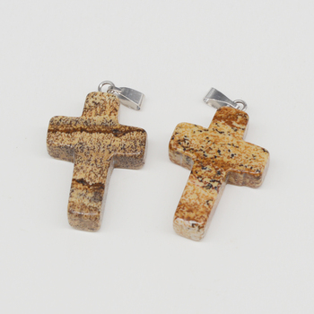 Mixed small cross gemstone pendants stone cross pendant buy stone mixed small cross gemstone pendants stone cross pendant aloadofball Image collections