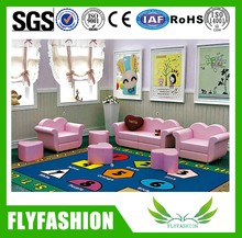 Hot Sale Kids Sofa Children Leather Sofa in Heart-Shaped (SF-84C)