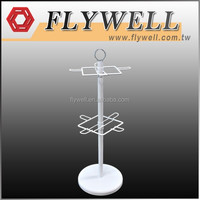 Countertop Rotating Metal Bangle Jewelry Display Stand