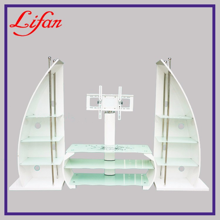 Entertainment Center White Mdf Plasma Dragon Mart Dubai Tv Stand ...