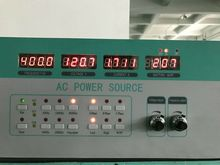3 Phase 400hz Frequency Converter for Electrical and Electronic Testing Applications