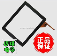 "9.7"" for Newman S97 touch screen digitizer touch panel overlay kit replacement sensor YTG-P97002-F6"