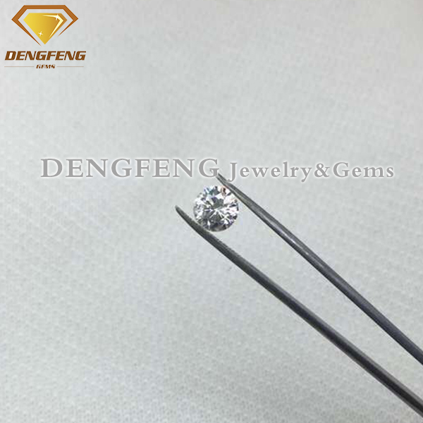 Excellent Cut 5.00mm Round Moissanite on Sale,White Moissanite <strong>Diamond</strong>