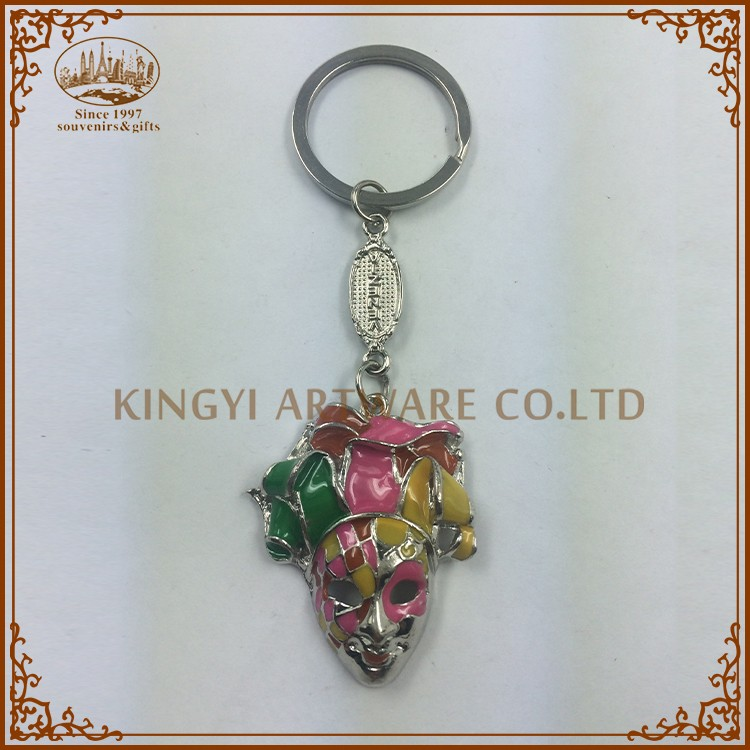 China Manufacturer Miami Souvenir Key Chain
