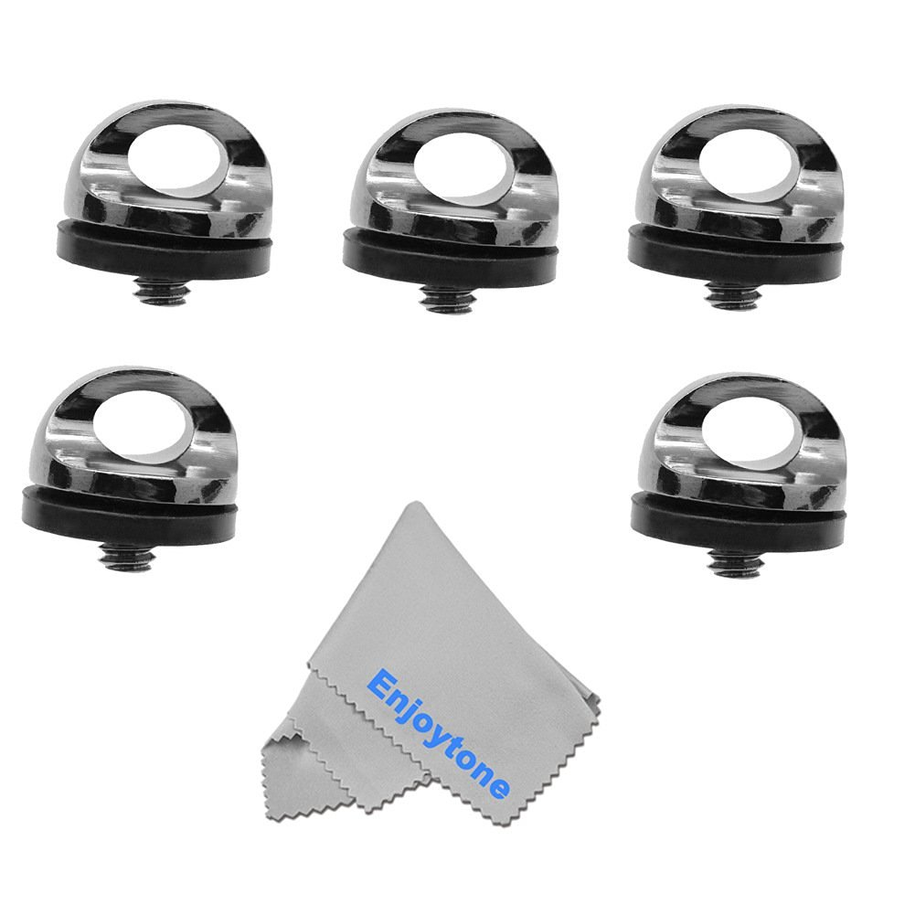 3 Pack SaferCCTV Quick Install Metal Screw for Quick Release Neck Strap//R-Strap//Neck Sling Strap,1//4 Screw Mouth Designed for Cameras with Quick mounting