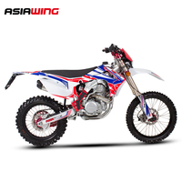 450cc Water Cooled Dirt bike With Aluminium Frame