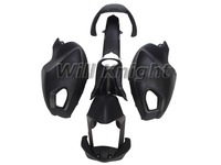 Injection Fairings For Ducati 696 796 795 1000 1100 Monster ABS Plastic Complete Motorcycle Fairing Kit Black Red