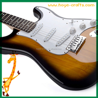 "39"" wooden guita maple wood electric guitar"