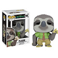 Funko Pop movie nick wilde zootopia figurines toys 2016 New Flash Juddy Hoppps Mr Big Finnick